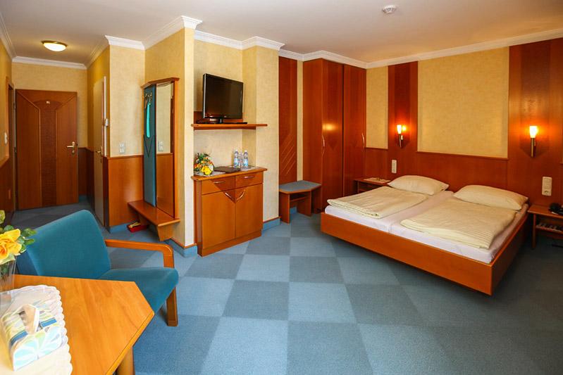 Zimmer im Gasthof Lettner in Perg.