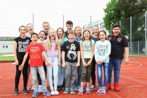 Kids Sommerspaß Perg am Tennisplatz