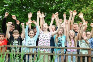 Kids Sommerspaß Perg bereitet Freude.