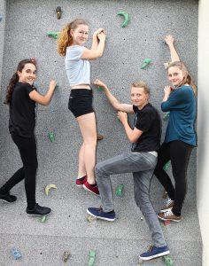 Ferienprogramm 2017 - Klettern
