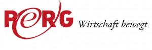 Dynamik im Zeichen: PERG-Logo