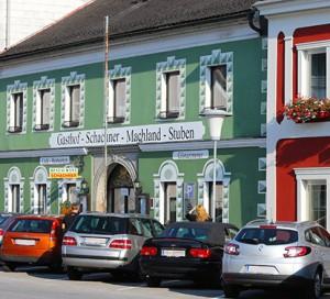 GAsthof Schachner - Machland-Stuben