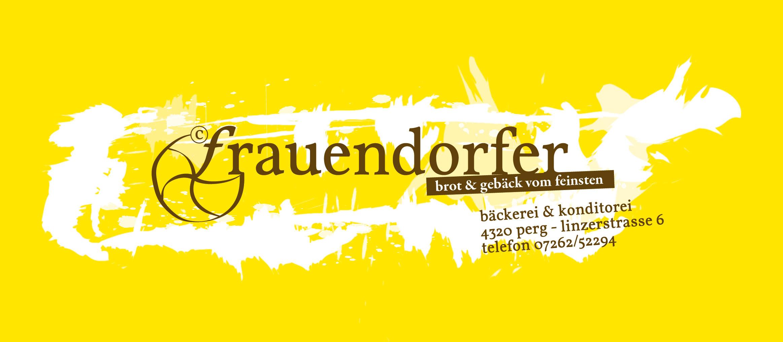 Logo Bäckerei Frauendorfer