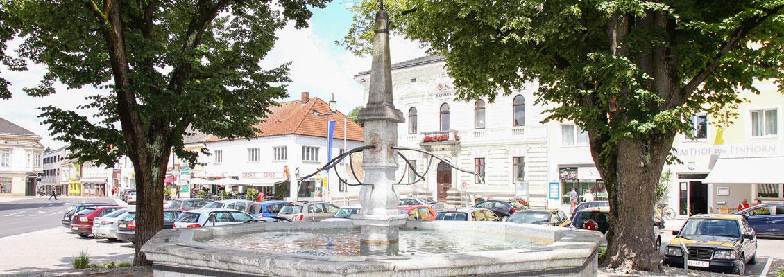 WLAN-Perg am Hauptplatz
