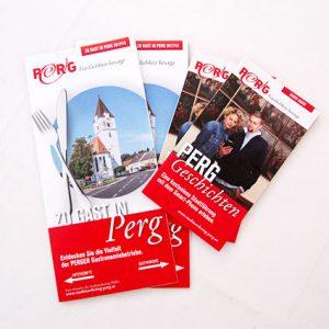Stadt-Informationen rund ums Testival Perg