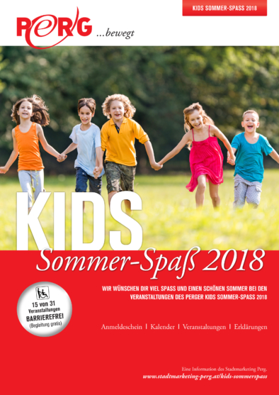 KIDS Somnmerspaß in Perg 2018