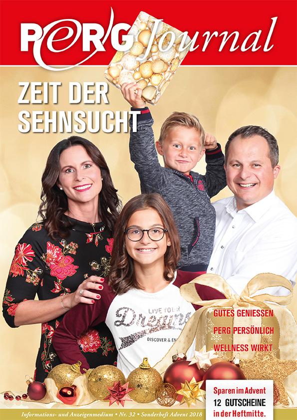Perg-Journal Advent zum Nachblättern