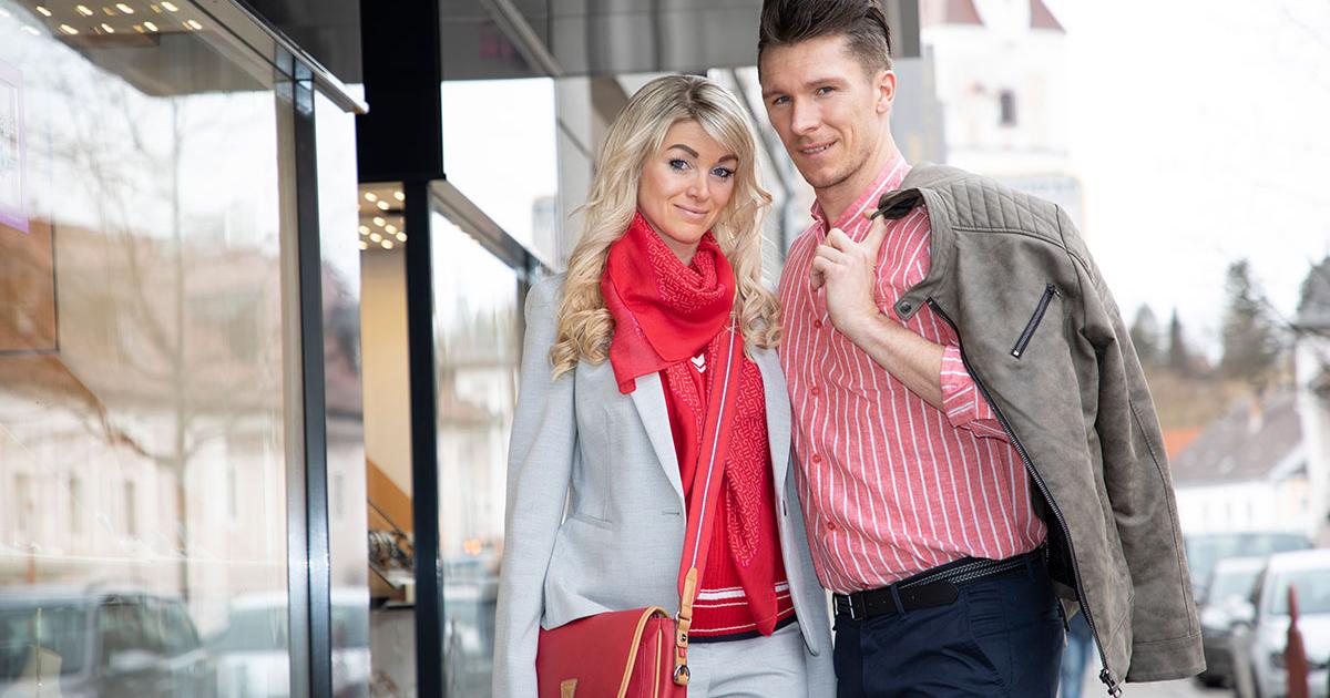 PERG-Models Frühjahr 2020: Katharina und Bernhard