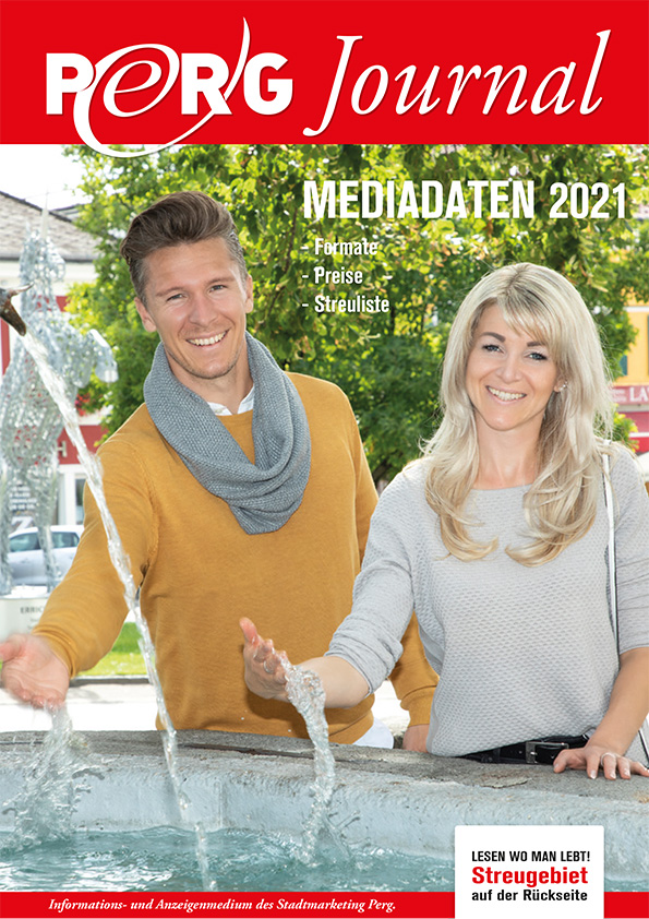 Cover PERG-Journal Mediadaten 2021