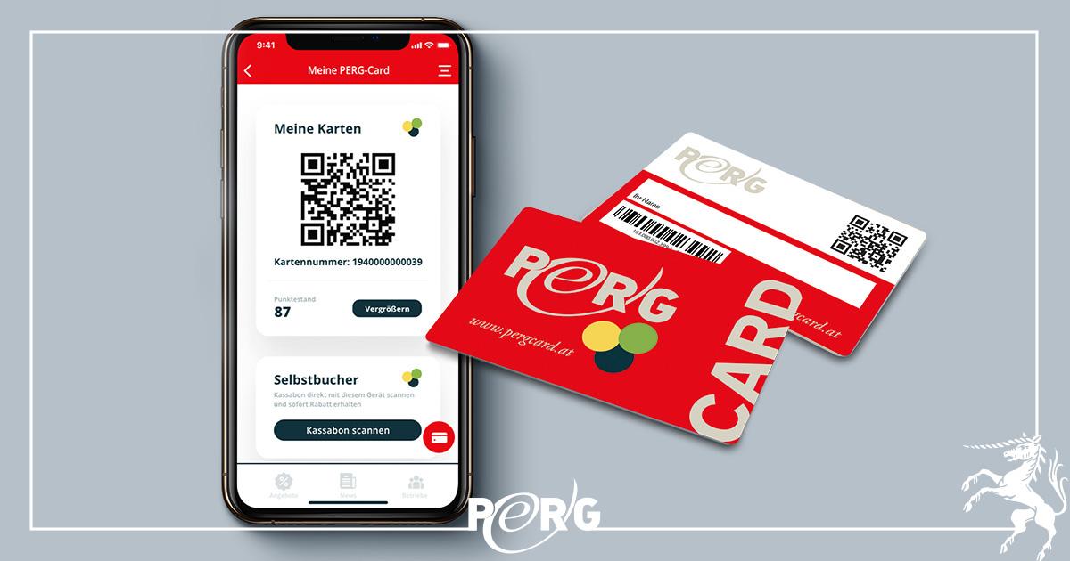 PERG-CArd - App oder Karte