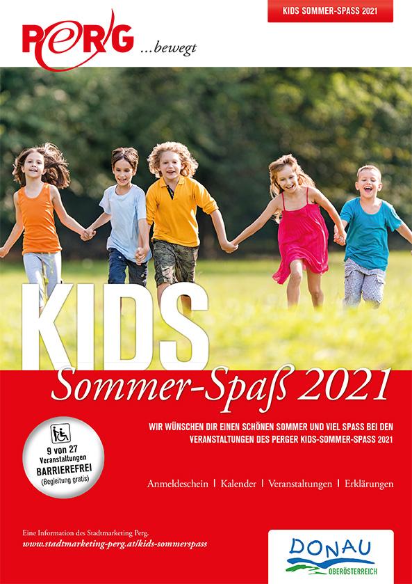 Ferienspiel 2021 Perg Kids Sommerspaß