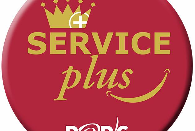 PERG Wirtschaft bewegt mit Service Plus